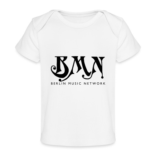 BLACK BMN E1 - Baby Bio-T-Shirt