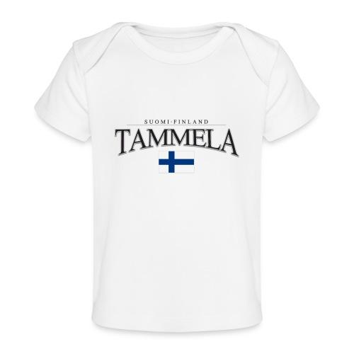 Suomipaita - Tammela Suomi Finland - Vauvojen luomu-t-paita