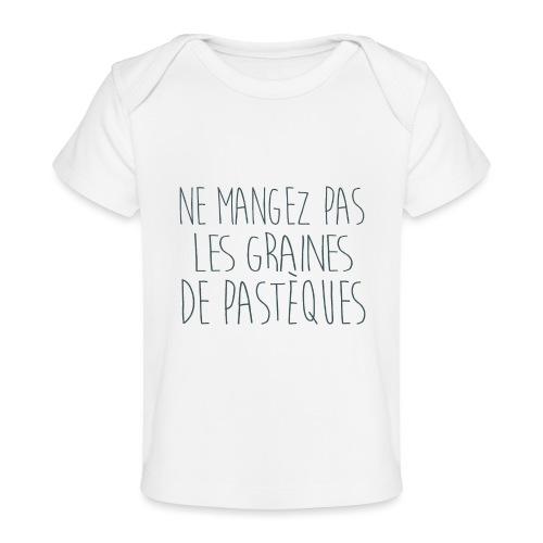 T-Shirt-Femme-Enceinte-personnalise - T-shirt bio Bébé