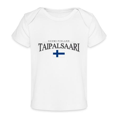 Suomipaita - Taipalsaari Suomi Finland - Vauvojen luomu-t-paita