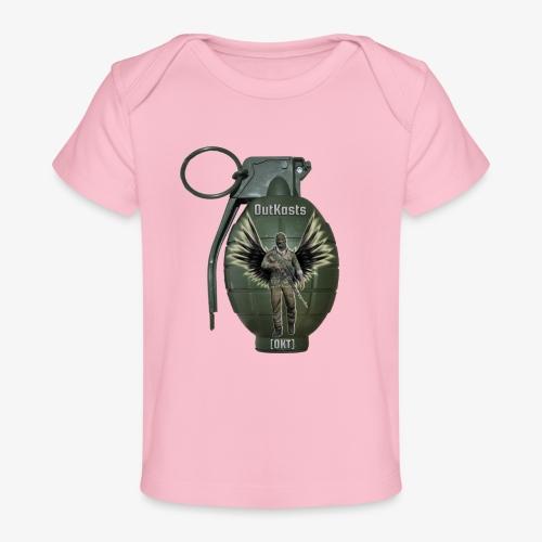 grenadearma3 png - Organic Baby T-Shirt