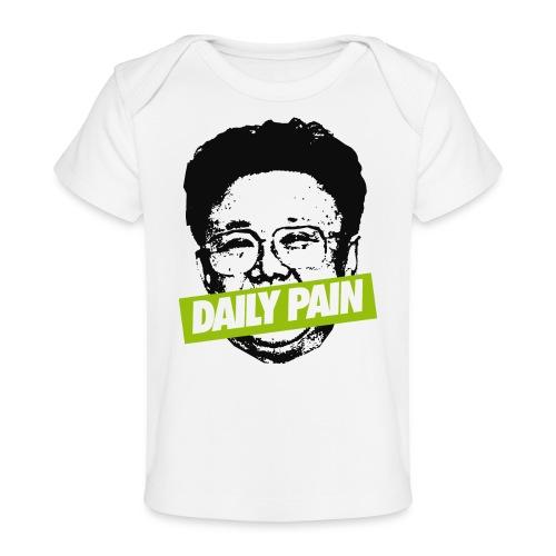 daily pain cho - Ekologiczna koszulka dla niemowląt