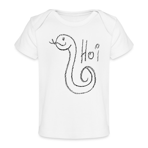 Hoi Slang - Baby bio-T-shirt