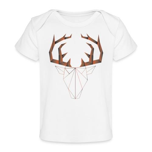 LOW ANIMALS POLY - T-shirt bio Bébé