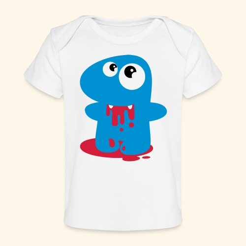 Little Dirty Monster - Baby Bio-T-Shirt