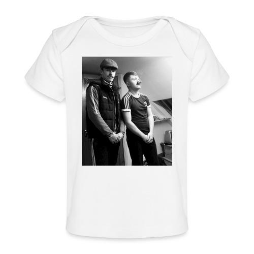 El Patron y Don Jay - Organic Baby T-Shirt