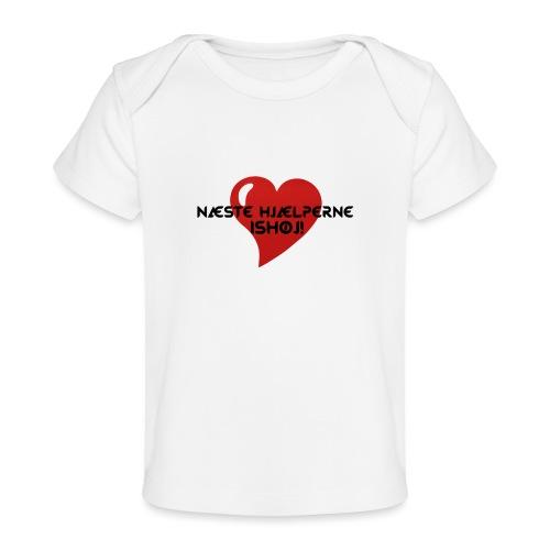 Næste-Hjælperne-Ishøj - Økologisk T-shirt til baby