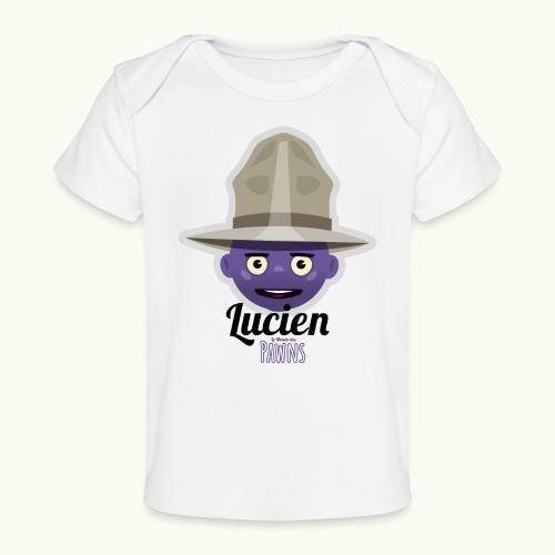 Lucien (Le monde des Pawns) - T-shirt bio Bébé