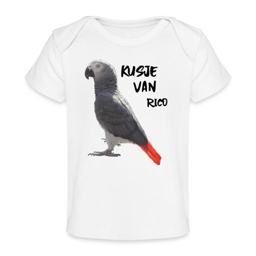 Kusje van Rico - Baby bio-T-shirt