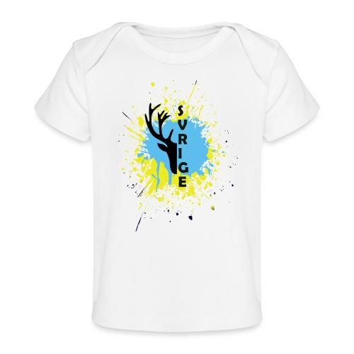 SVERIGE - Ekologisk T-shirt baby