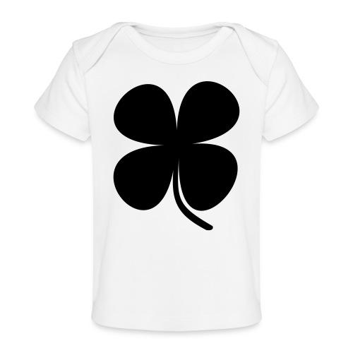 CLOVER - Camiseta orgánica para bebé