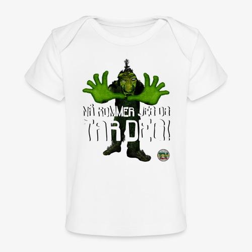 Troll - Økologisk baby-T-skjorte