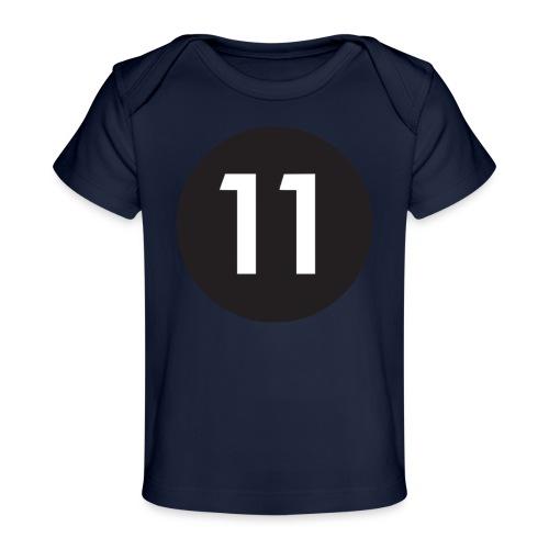 11 ball - Organic Baby T-Shirt