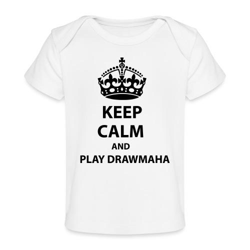 Play Drawmaha - Ekologisk T-shirt baby