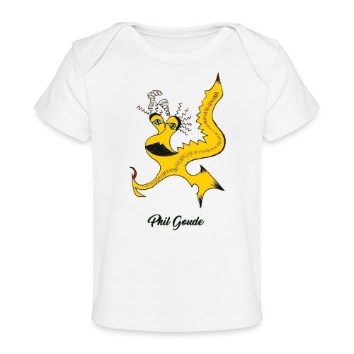 Phil Goude - T-shirt bio Bébé