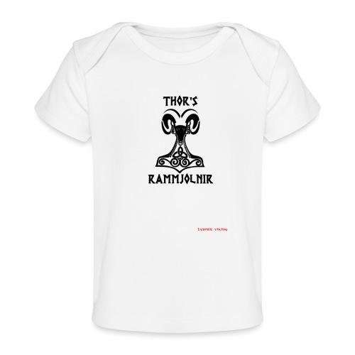 THOR's-RAMMjolnir - T-shirt bio Bébé