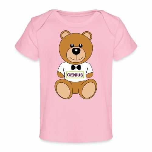 orsetto - Maglietta ecologica per neonato