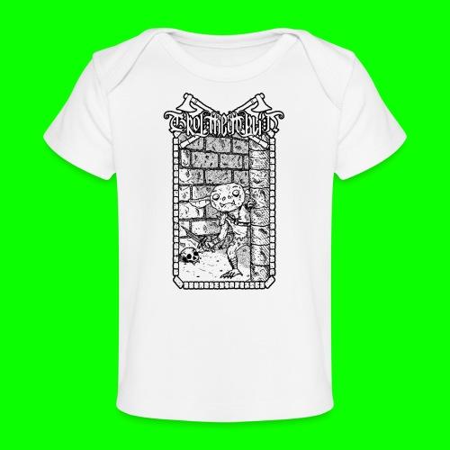 Return to the Dungeon - Organic Baby T-Shirt