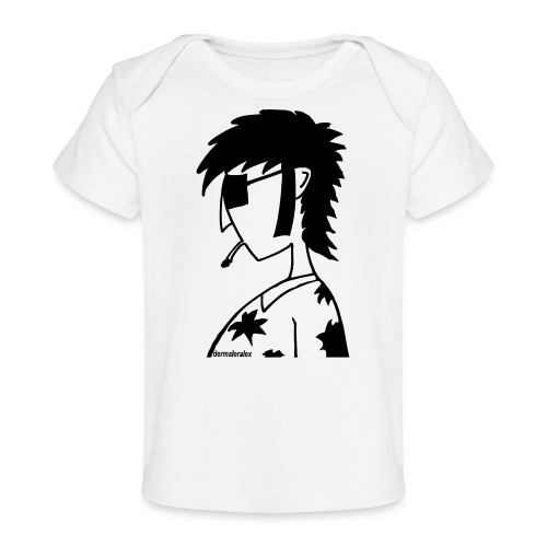 hippie - Baby Bio-T-Shirt