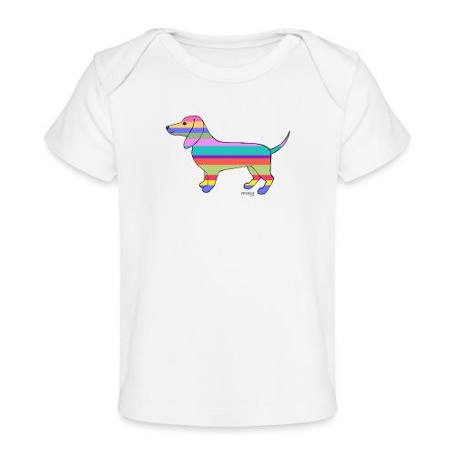 Happy - Vauvojen luomu-t-paita