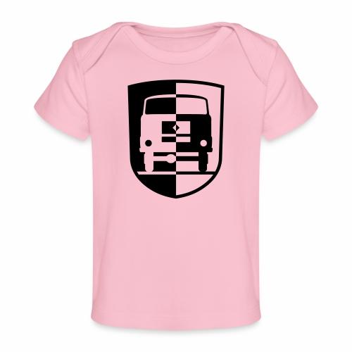IFA Ludwigsfelde coat of arms - Organic Baby T-Shirt
