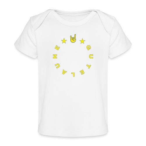 Gute Laune - Baby Bio-T-Shirt