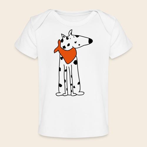 mignon dalmatien - T-shirt bio Bébé