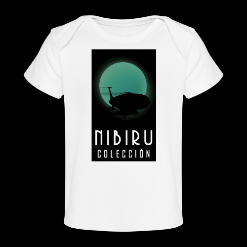 colección Nibiru - Camiseta orgánica para bebé