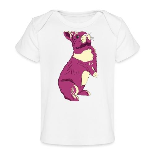 Kaninchen Hasen Häschen Bunny Zwergkaninchen - Baby Bio-T-Shirt
