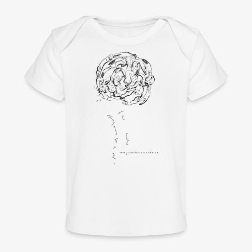 grafica t shirt nuova - Maglietta ecologica per neonato