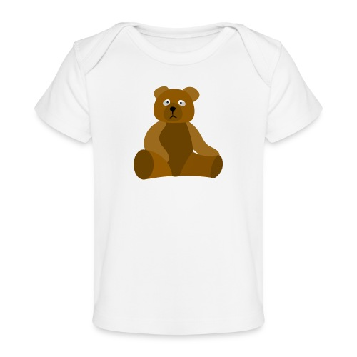 nounours - T-shirt bio Bébé