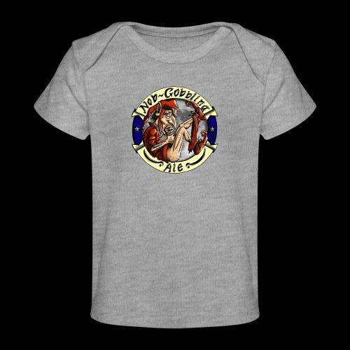 Goblin Ale T-Shirt - Organic Baby T-Shirt