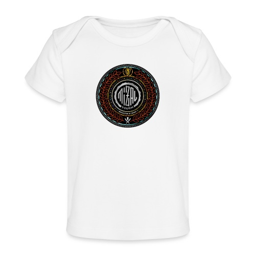 MizAl Blason - Ekologiczna koszulka dla niemowląt