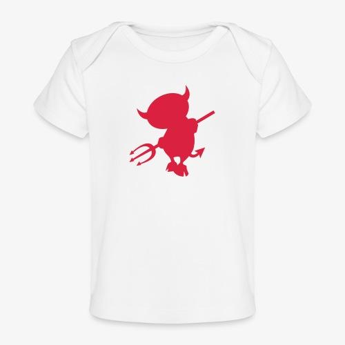 devil - T-shirt bio Bébé
