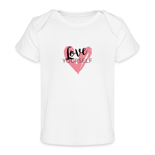 Love Yourself Pascal Voggenhuber - Baby Bio-T-Shirt