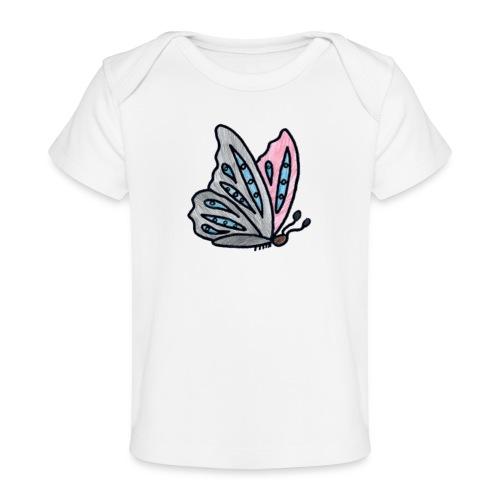 Fjäril - Ekologisk T-shirt baby