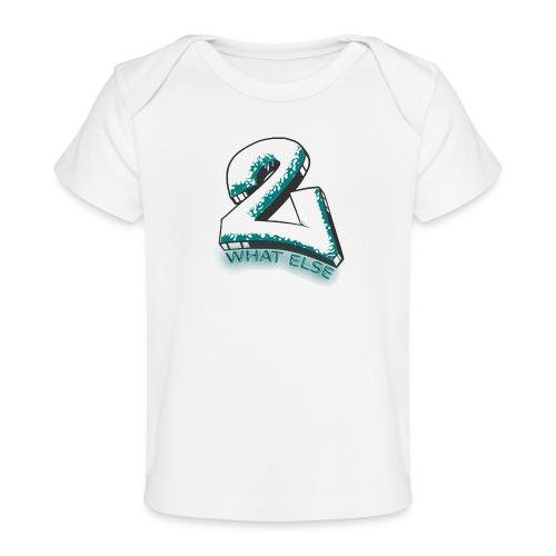 77 what else - Baby Bio-T-Shirt