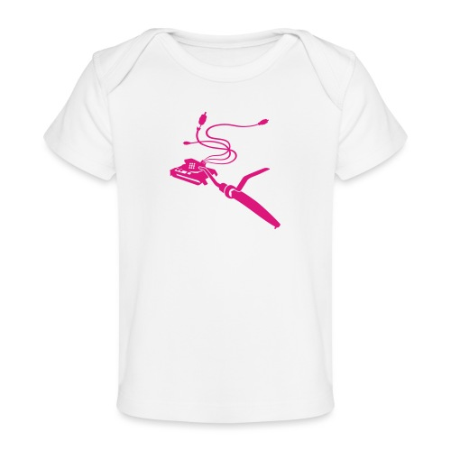Vinyl-TankAssault - Baby Bio-T-Shirt