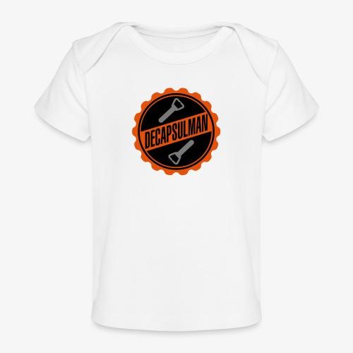 DECAPSULMAN - T-shirt bio Bébé