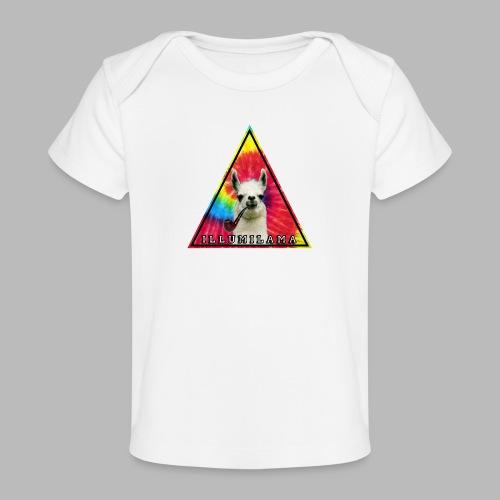 Illumilama logo T-shirt - Organic Baby T-Shirt