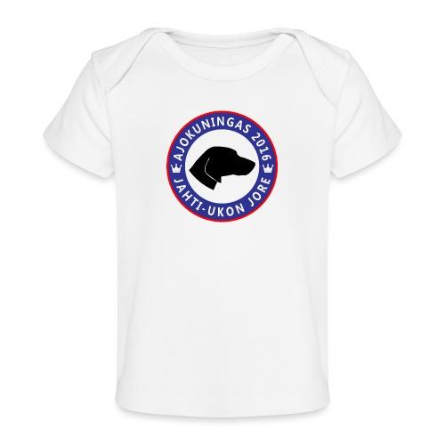 Ajokuningas t-paita - Vauvojen luomu-t-paita