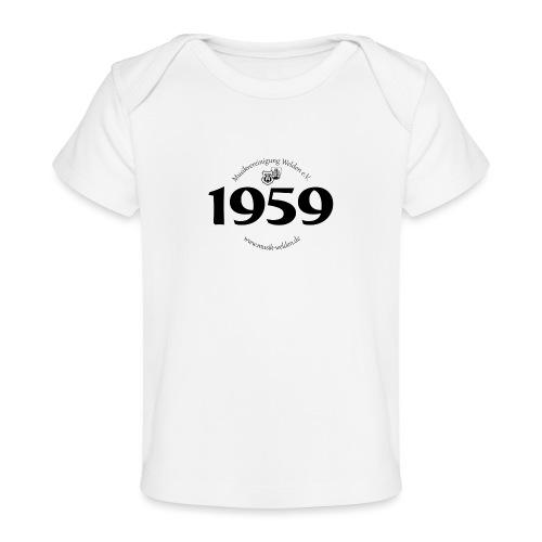MVW 1959 sw - Baby Bio-T-Shirt