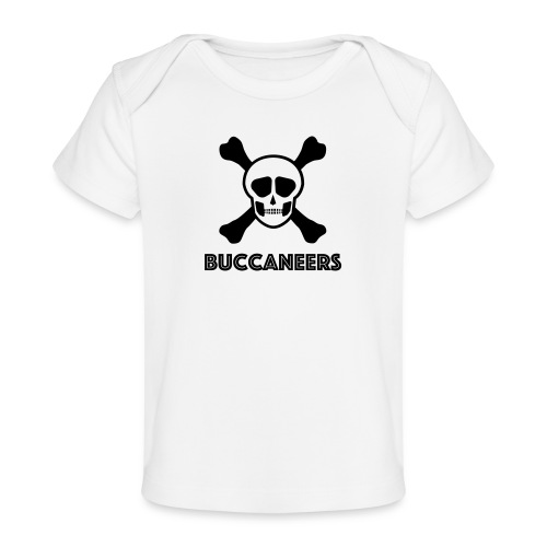 Buccs1 - Organic Baby T-Shirt