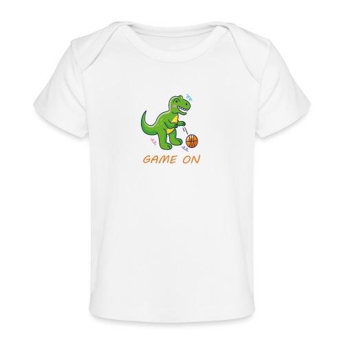 GAME ON - Organic Baby T-Shirt