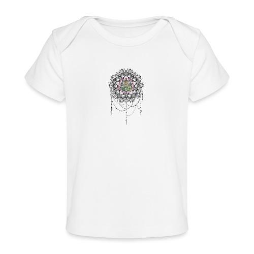 Mandala Bijou MaitriYoga - T-shirt bio Bébé