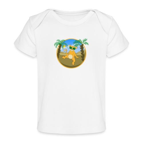 Der Kleine Partylöwe - Baby Bio-T-Shirt