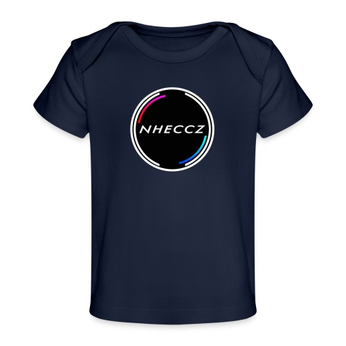 NHECCZ Logo Collection - Organic Baby T-Shirt