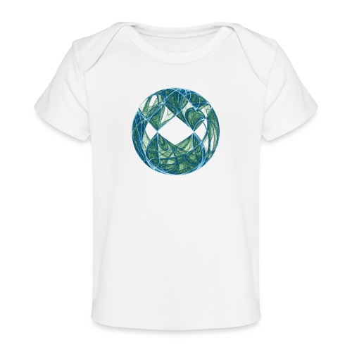 Harmony in the Ocean of Elements 446oce - Organic Baby T-Shirt
