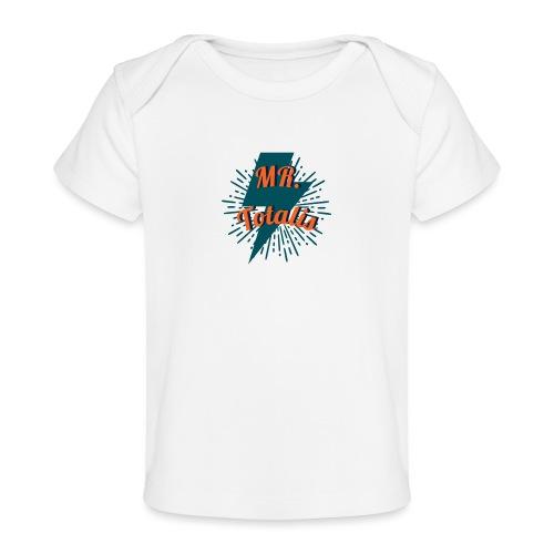 Esempio Logo o Stampa! - Maglietta ecologica per neonato