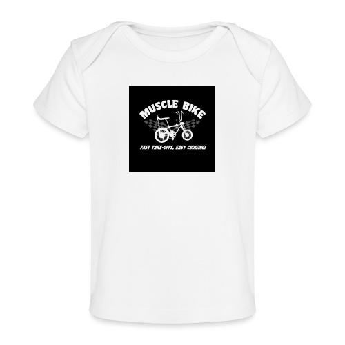badge013 - T-shirt bio Bébé